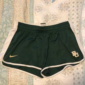 Baylor Nike Dry Fit Shorts!